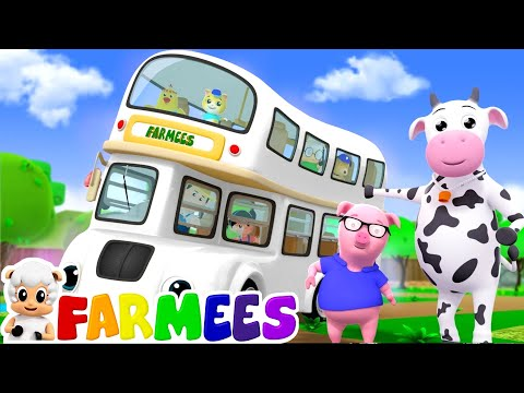 wheels-on-the-bus-|-nursery-rhymes-and-videos-for-children-by-farmees