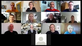 Fundur bæjarstjórnar 20. mars 2020 - fjarfundur vegna COVID19