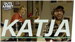 Life of KATJA: Schlagzeugunterricht | Gute Arbeit Originals