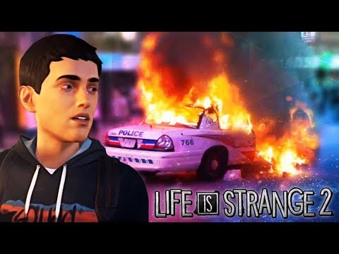 WTF JUST HAPPENED - Life is Strange 2 - Chapter 1 thumbnail