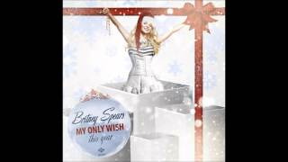 Britney Spears - My Only Wish (This Year) | (HQ Audio)