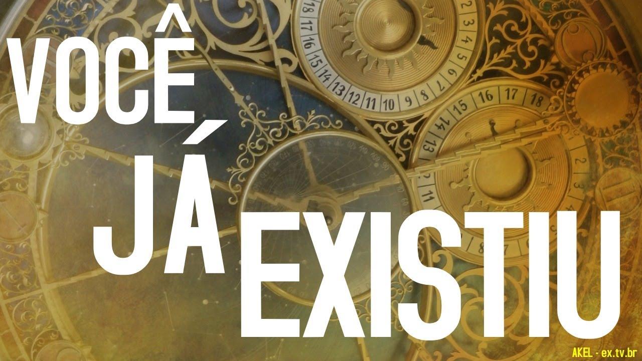 ⌛ Você NÃO EXiste mais porque JÁ EXISTIU! | TEOLOGIA DARK Original