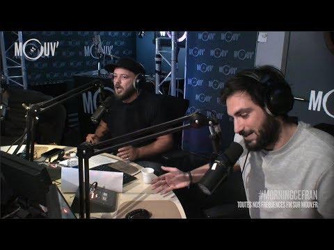ALBAN IVANOV s'envole sur les fréquences de Radio France #GIANNITIME