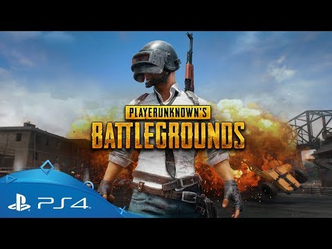 PLAYERUNKNOWN&39;S BATTLEGROUNDS | Announce Trailer | PS4