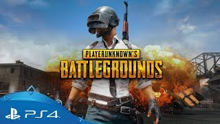 PLAYERUNKNOWN'S BATTLEGROUNDS | Announce Trailer | PS4