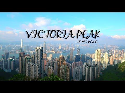 BEST VIEW IN HONG KONG - VICTORIA PEAK