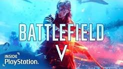 Battlefield 5 - Die Kampagne angezockt! PS4 Pro Gameplay deutsch