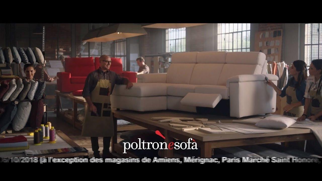 Publicité 2018 Poltronesofà