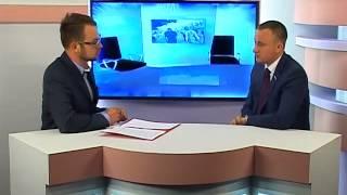 """Антон Ищенко в программе """"Прямая речь"""" на ТВЦ-Саратов"""