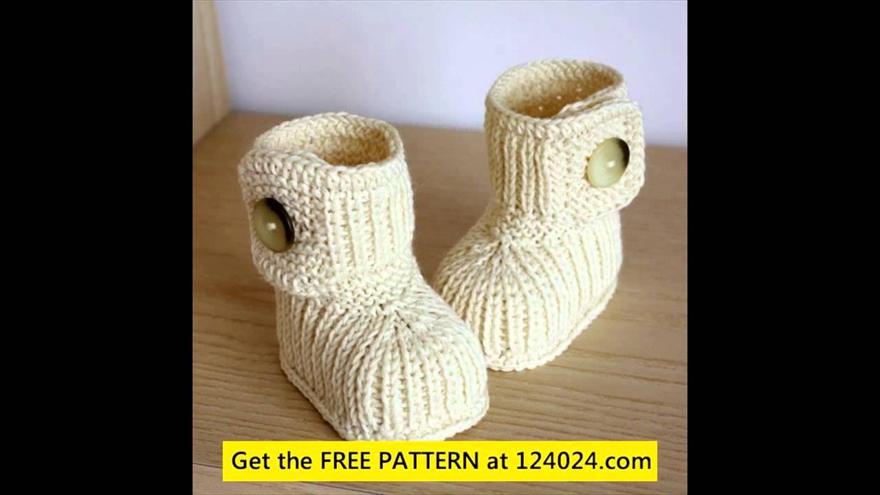 knitted boot cuffs knit slipper boots finger knitting boot cuffs ...