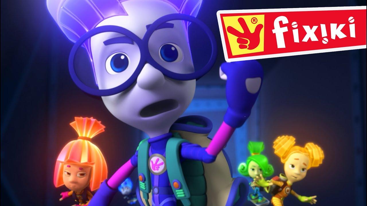 Top 10 Cele mai Populare Episoade Fixiki - Desene animate educative pentru copii