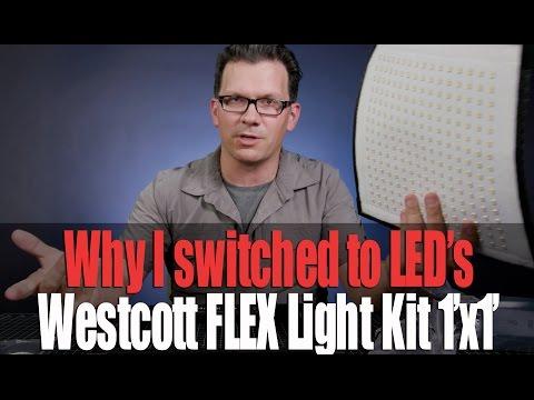 Westcott Flex LED for Video - Best LED Video Light Kit?