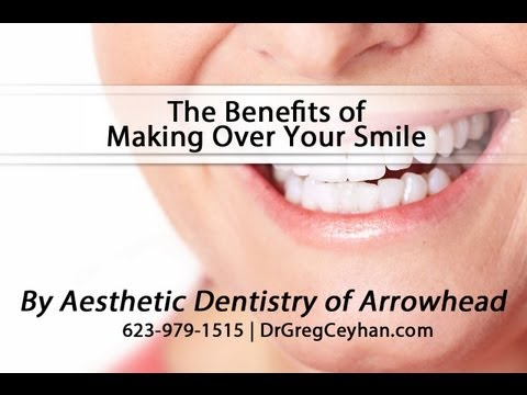 The Benefits of Making Over Your Smile