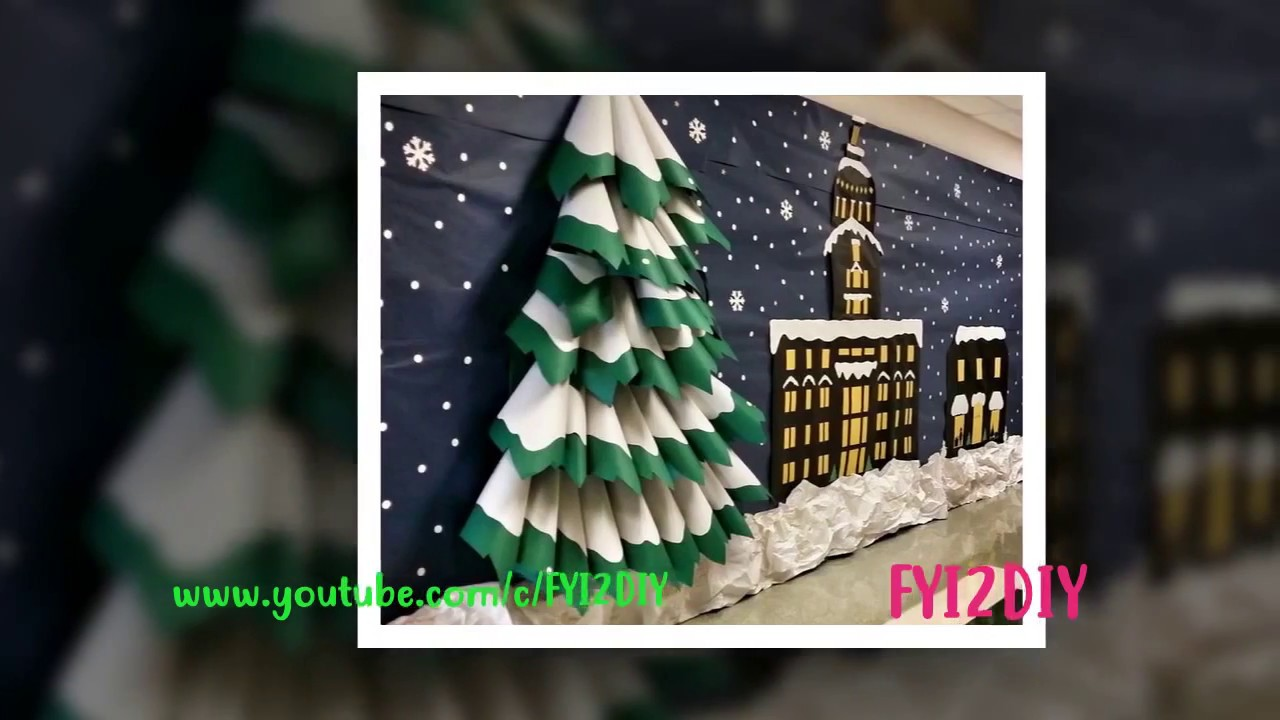 71 Winter Wonderland Office Decorating Ideas Winter Wonderland