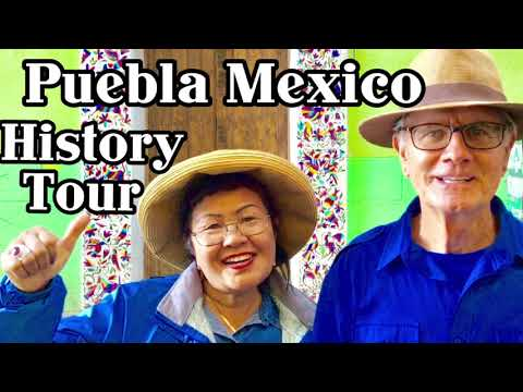 Best Of Puebla DISCOVER PUEBLOS Secrets History: MEXICO City