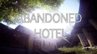 ABANDONED Hotel In The Woods | Exploring and Freerunning