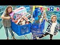 """Toys""""R""""Us SURPRISE HOLIDAY SHOPPING SPREE!! 
