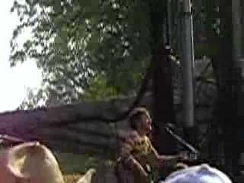Damien Rice at Bonnaroo 2007- Me, My Yoke, and I