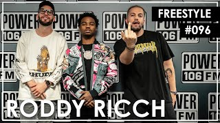 """Roddy Ricch Freestyles Over Young Thug's """"Bad Bad Bad"""" - Freestyle #096"""