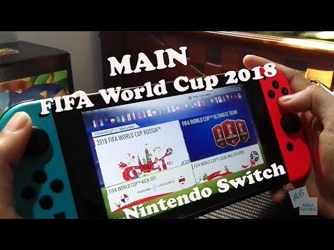 [Main] Fifa 18 World Cup 2018 Nintendo Switch | Update Mantap Dari EA