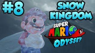 ABM: Super Mario Odyssey!! *Snow Kingdom* Walkthrough # 8 HD