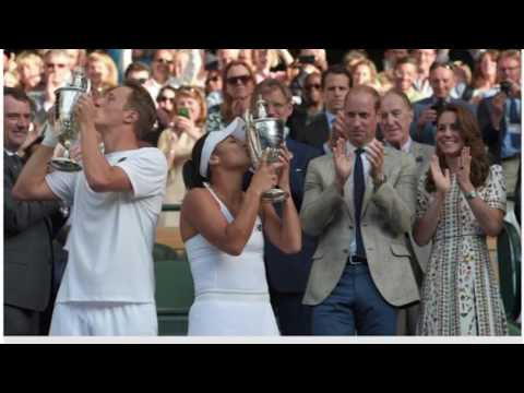 German Open 2016 - Rothenbaum TV - Wimbledon Sieger Mixed 20