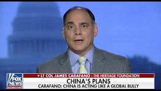 James Carafano On Hong Kong: The Chinese \