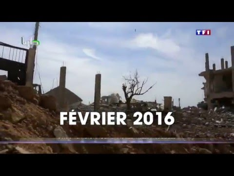 TV Report talking about the city of Darya on the French channel TFI