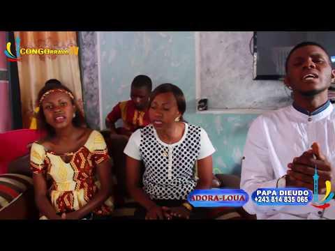 OZUAKA NKEMBO video officielle  FR DIEUDO DIASSO ADORA LOUA et GALmusik