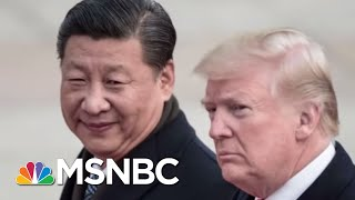 With Trade War 'On Hold,' China Looks Like Winner   MSNBC