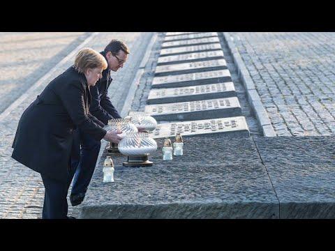 Merkel erinnert an