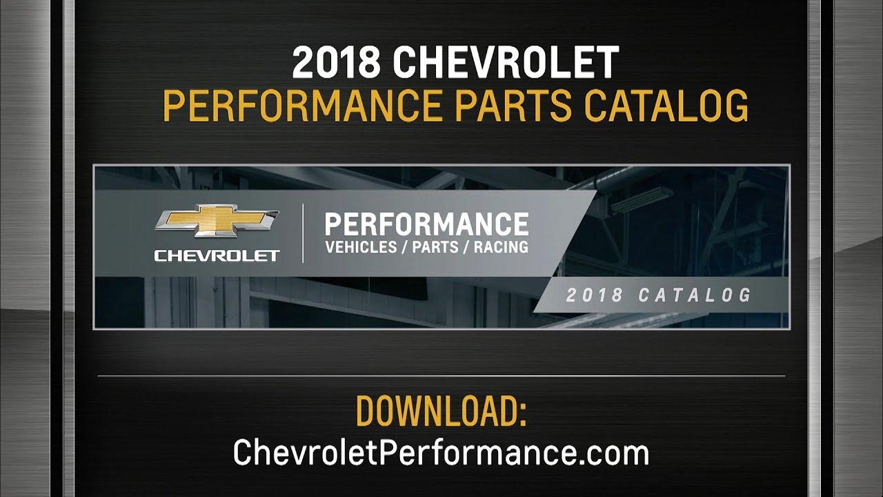 Chevrolet Performance At Sema 2017 2018 Chevrolet Performance