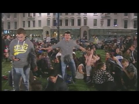 Scottish independence: How historic night unfolded in Glasgow | Channel 4 News