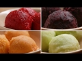 2-Ingredient Sorbet 4 Ways