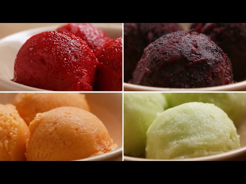 Download Youtube: 2-Ingredient Sorbet 4 Ways