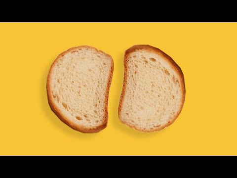 How to make dried bread