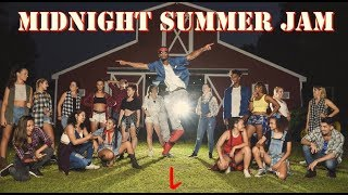Midnight Summer Jam | Dance Visual | Brandon Lectronic Couloute