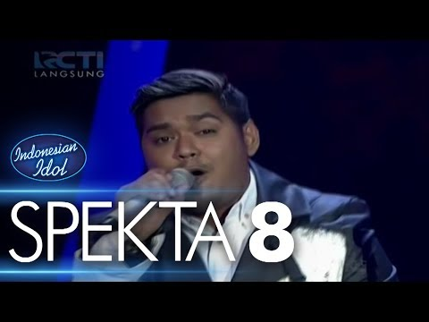 ABDUL - KISS ME (Sixpence None The Richer) - Spekta Show Top 8 - Indonesian Idol 2018