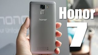 Huawei Honor 7 | Analisis en español