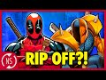 Is DEADPOOL a Rip-Off of DEATHSTROKE? || Comic Misconceptions || NerdSync