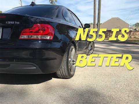 Why I chose an N55 over an N54!