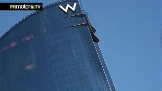Visita al Hotel Vela W en Barcelona en el nuevo programa Fashion Vips by PRMotor TV Channel