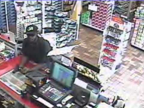 Gas Station Robbery Suspect Sought for Repeat Offenses