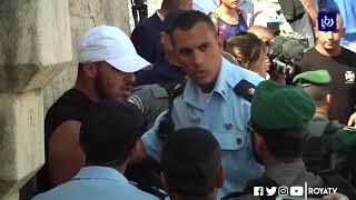 """محكمة الاحتلال العليا تسمح لجماعات الهيكل المزعوم تنظيم مسيرة """"رقص بالإعلام""""  (21-5-2019)"""