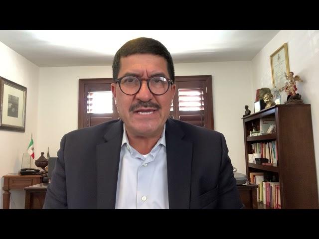 Javier Corral responde al nado sincronizado de medios para crearle ambiente favorable a Duarte