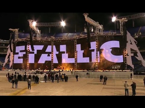 Metallica - Now That We're Live! Rehearsals / Soundcheck (May 9th 2017) [Full Webcast]