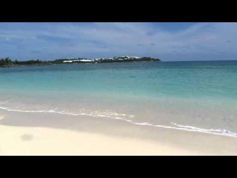 Pink Sands of Long Bay Beach in Bermuda (Sept 2012)
