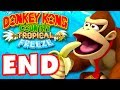 Donkey Kong Country: Tropical Freeze - Gameplay Walkthrough Part 31 - World 7: Secret Seclusion 100%