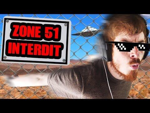 ON VA INFILTRER LA ZONE 51