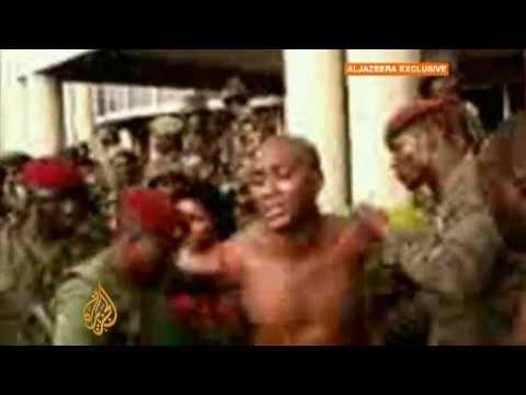 Guinean military rounds up 'suspects' - 10 Dec 09